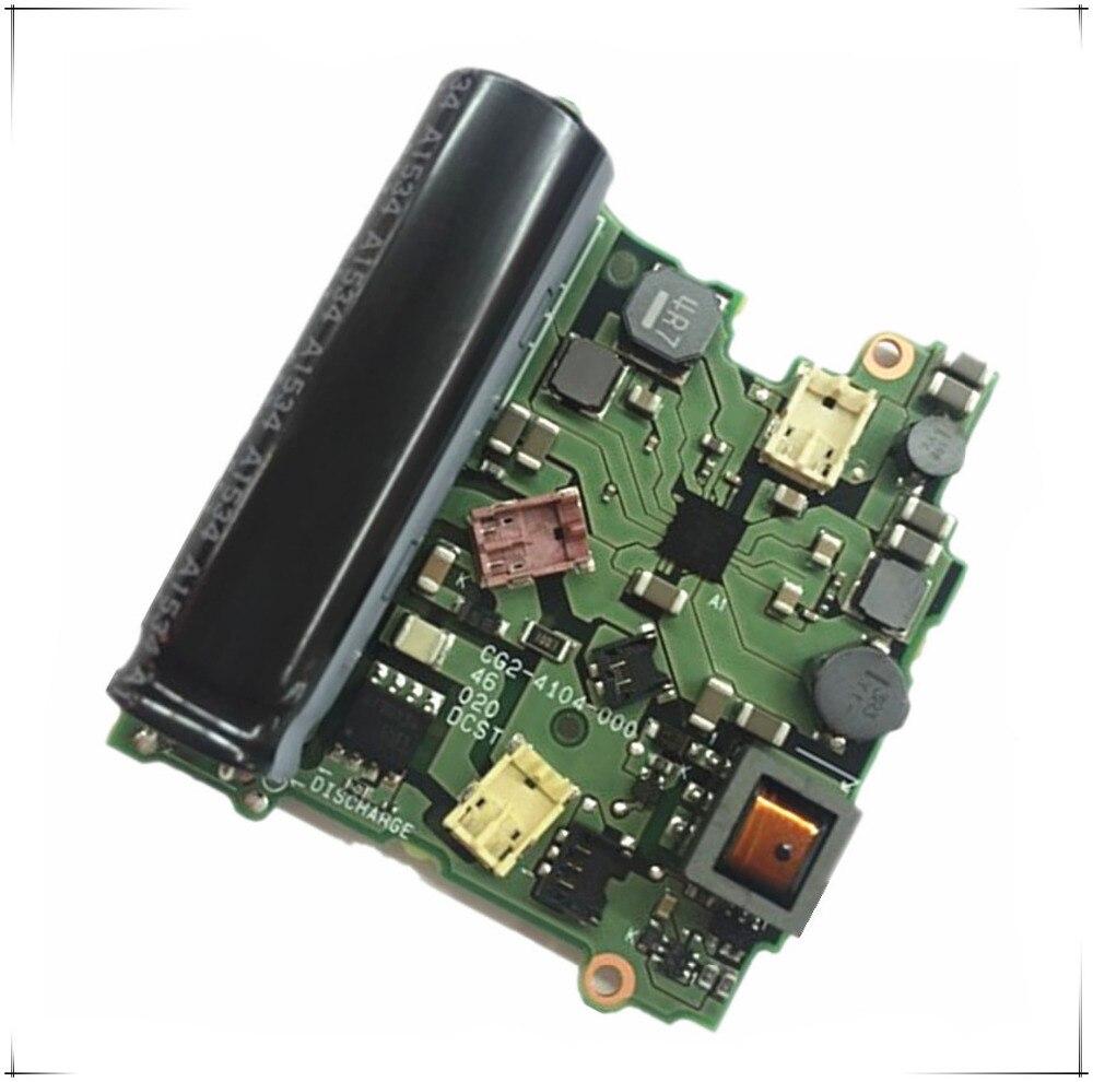 100% original pour Canon EOS 100D rebelle SL1 Kiss X7 carte d'alimentation DC/DC carte Flash