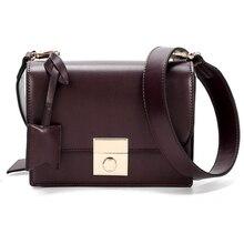 Women Vintage mini Flap bag Female Shoulder Bag Small Square Crossbody Handbag Soft PU leather brand Designer Casual handbags