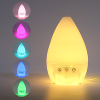 7 Color Changing LED Light Aroma Diffuser Air Humidifier Home Office Ultrasonic Cool Mist Aromatherapy Essential