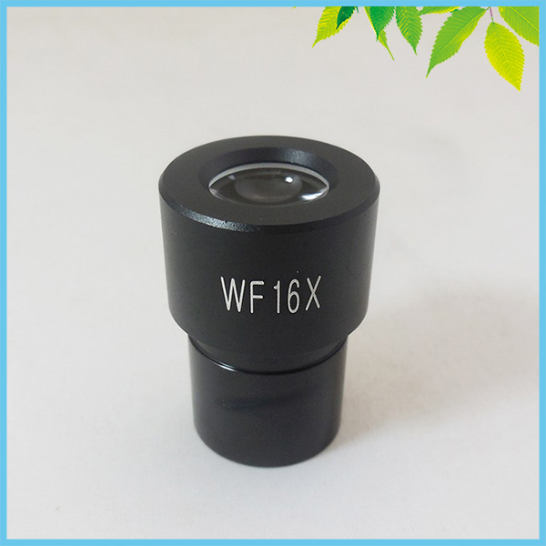 1 PC 16X Wide Angle Eyepiece WF16X Wide Field Eyepiece with 23.2mm Mounting Size for Biological Microscope