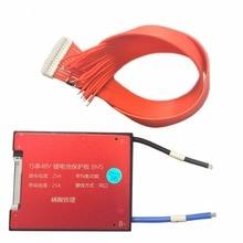 15 S 48 V 25A 35A 45A 60A BMS Батарея Управление Системы PCM плата для Lifepo4 Батарея пакет с баланс