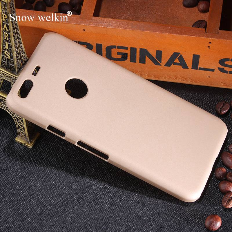 New Multi Colors Luxury Rubberized Matte Plastic Hard Case Cover For Google Pixel 5.0 Inches Back Phone Cases
