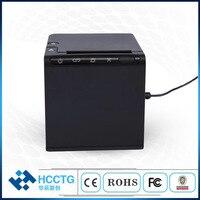 New USB 80mm Thermal Printer Bluetooth Receipt Printer WIFI Ticket Printer For Canteen Invoice Printing POS80B
