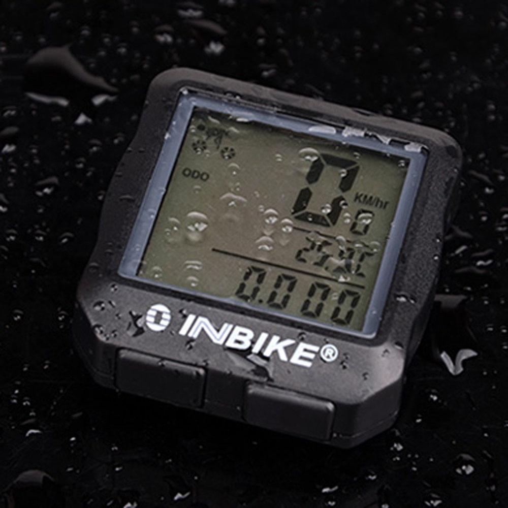 2019 Waterproof backlit bicycle computer odometer speedometer bicycle computer with cadence gps speedometer bicycle 40J10 (2)