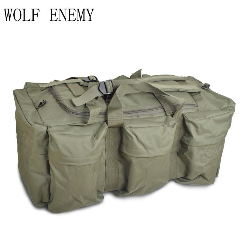 70L Men's Large Capacity Backpack Men Travel Bag New Women Bags High-quality Nylon Backpacks Outdoor Bags