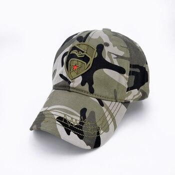 GI JOE Кобра подъем G.I. Джо фильм Орел Бейсбол Кепки нам армейские шапка в Военном Стиле Маскировочная шапка Для мужчин Для женщин орлиные шляп...
