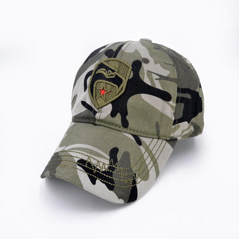GI JOE Cobra Rise G.I. Joe Movie Eagle Baseball Cap US Tactical Morale Hat Camouflage Men Women eagle Hats Camo/ Army Green