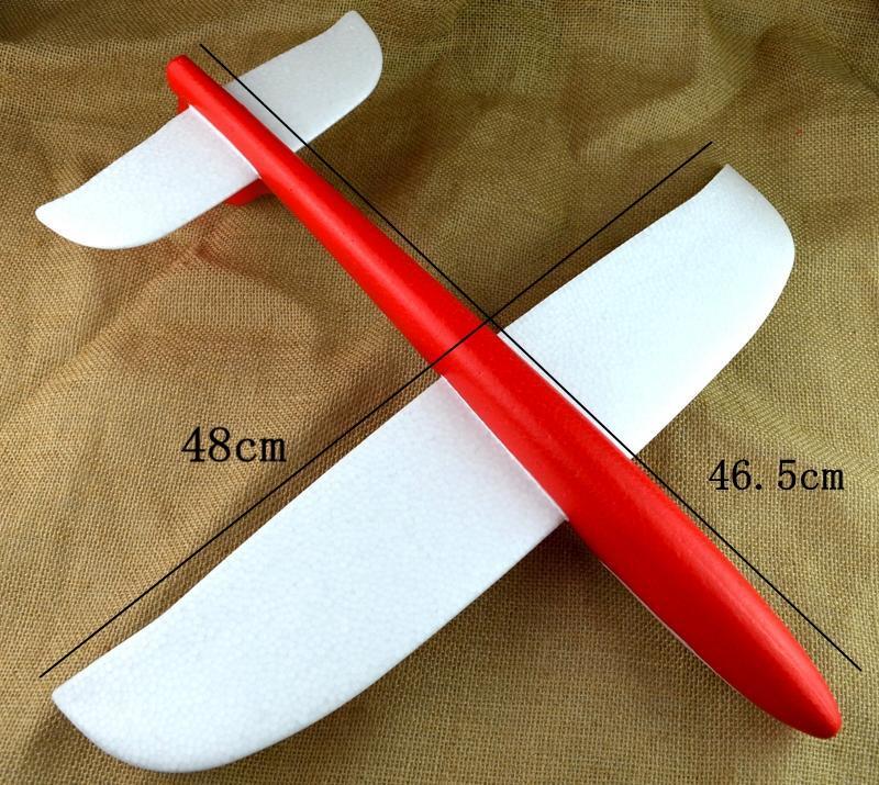 BOHS-Hand-Launch-Throwing-Glider-Aircraft-Inertial-Foam-EVA-Airplane-Toy-Plane-Model-outdoor-fun-sports-5