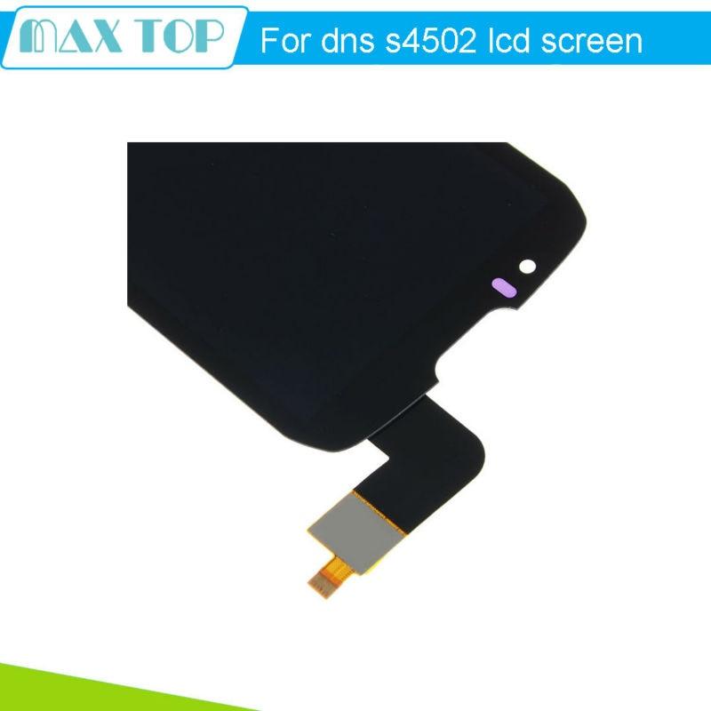 dns s4502 lcd 3