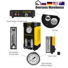 AUTOOL, SDT-206, Модернизированный автомобильный детектор утечки дыма, выхлопные датчики дыма, машины, локатор утечки, автомобильный диагностический системы труб