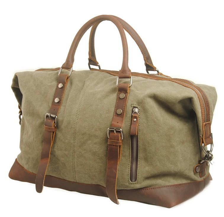 Aliexpress.com : Buy Ali Victory Canvas Men Travel Bags Carry on ...