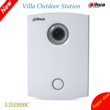 Dahua Villa Outdoor Station Original English Version without Logo VTO5000C 600 lines Intercom Video Door Phone Doorbell Camera