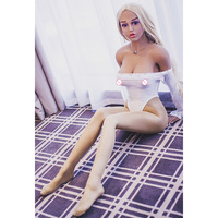 145cm Silicone Real Sex Doll TPE Big Ass Breast for Men Adult Doll Sex Doll for Men Realistic Vagina and Anus love Dolls