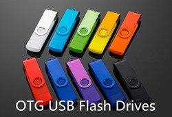 Komórki pamięci usb do telefonów komórkowych dysk Flash 64gb pen Drive 32gb pendrive 8gb pamięć zewnętrzna otg micro usb pendrive do Samsung w Dyski Flash USB od Komputer i biuro na