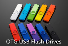 цена на Memory cell Smart Phone USB Flash Drive 64gb pen drive 32gb pendrive 8gb OTG external storage micro usb memory stick for Samsung
