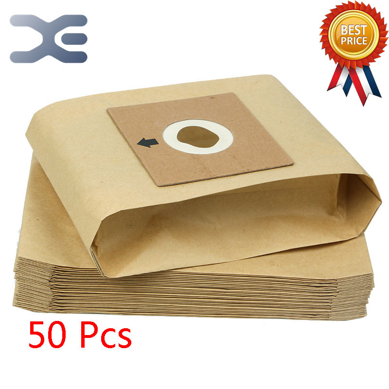 50Pcs Adaptation For Hitachi Vacuum Cleaner CV-BM16 / T45 / T50 / T40 Dust Bag Garbage Bag Paper Bag Accessories 50pcs high quality adaptation sanyo chunhua vacuum cleaner accessories dust bag garbage paper bag xtw 80 zw80 936