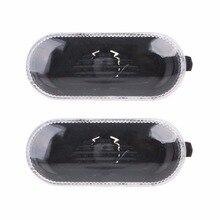 2 шт., свободный боковой габаритный светильник поворота для MK4 \ B5 \ B5.5 \ R32, световая лампочка, крышка, может-8