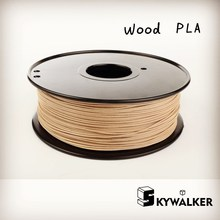 Natural color wood pla 1 75mm wood filament 0 8 kg 3d printer extruder 3d printer