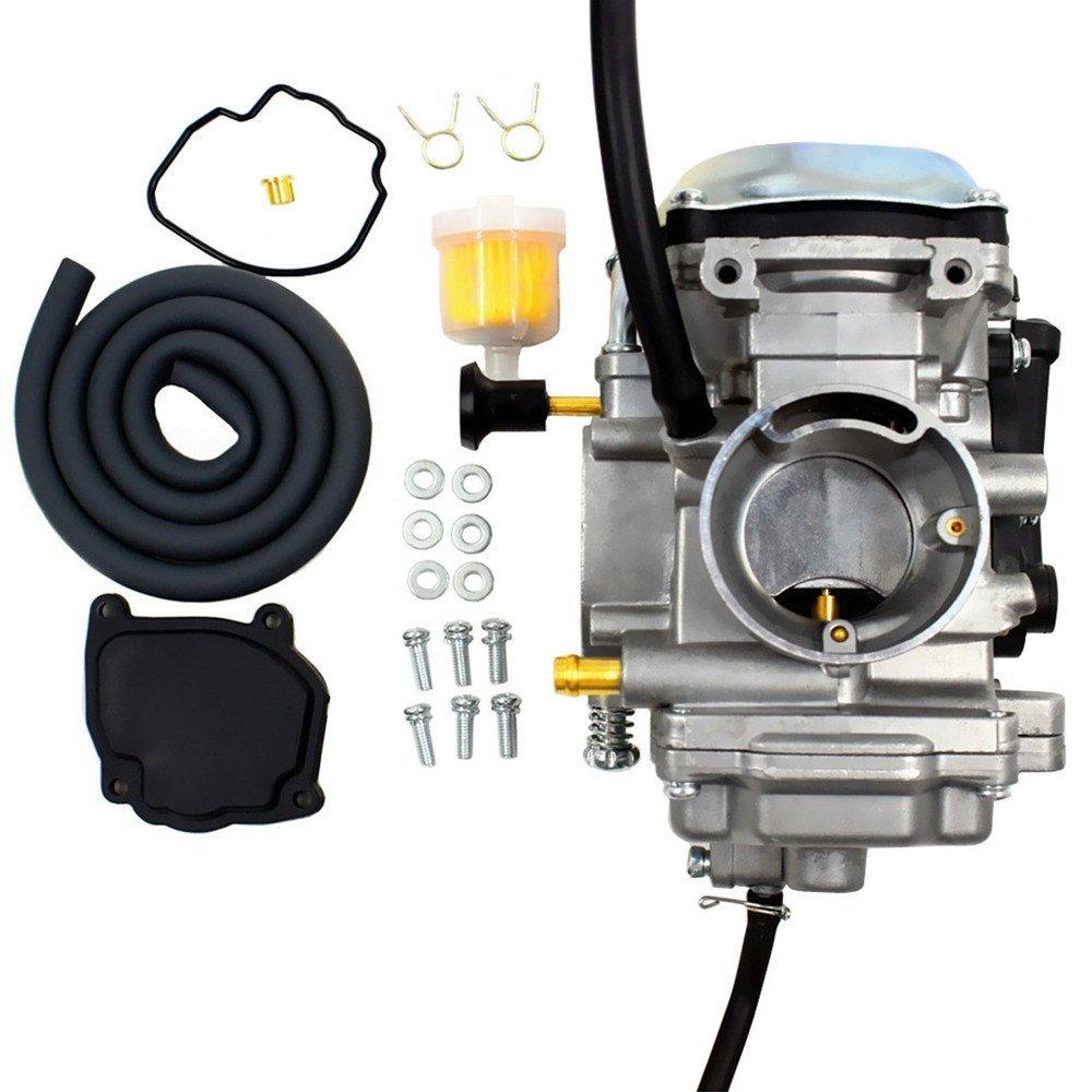 Carburetor For Yamaha Bear Tracker 250 YFM250 YFM250X YFM250XH YFM250B 2WD ATV 1999 2000 2001 2002