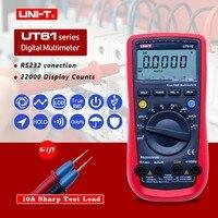 UNI T UT61A UT61B UT61C UT61D UT61E LCD Digital Multimeter AC DC voltmeter ohmmeter ammeter meter Data Hold Multitester