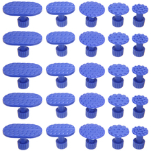 30pcs/set Car Dent Removal Paintles Glue Puller Pulling Tabs Body Paintless Repair Tool