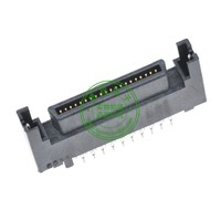 MOLEX SCSI разъем 40P женские модели: 73829-5002 0738295002