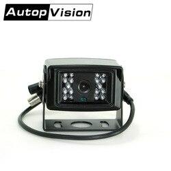 AV-760 AHD 1080 P IR night vision wodoodporna bezpieczeństwa samochodu kamera AHD do autobusu taksówka szkoły samochodów biuro 1080 P kamera AHD