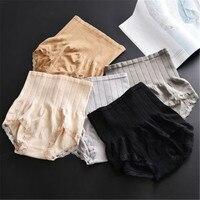 High Waist Briefs Body Shapers Slimming Shapewear Tummy Control Panties Knicker Body Shapers for 50-75cm waist Bodysuits