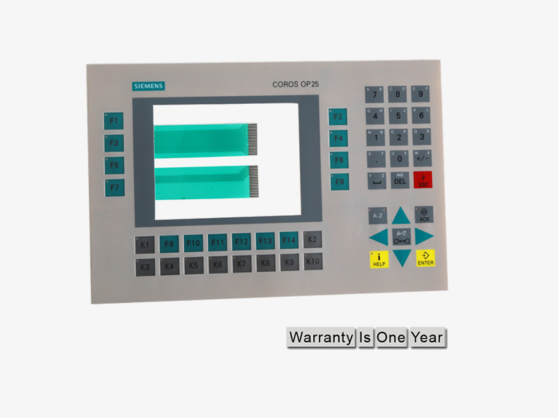 6AV3525-1EA01-0AX0 for SIMATIC COROS OP25 PANEL, 6AV3 525-1EA01-0AX0 panel keypad ,simatic HMI keypad , IN STOCK6AV3525-1EA01-0AX0 for SIMATIC COROS OP25 PANEL, 6AV3 525-1EA01-0AX0 panel keypad ,simatic HMI keypad , IN STOCK
