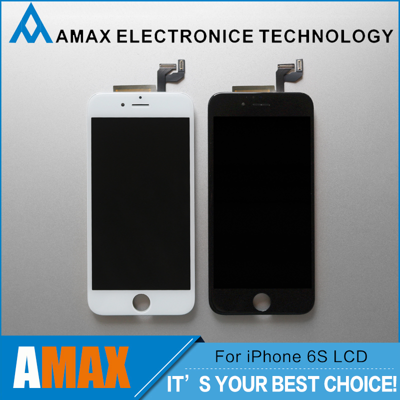 4 7 Grade AAA No Dead Pixel For iPhone 6s LCD Display With 3D Touch Screen