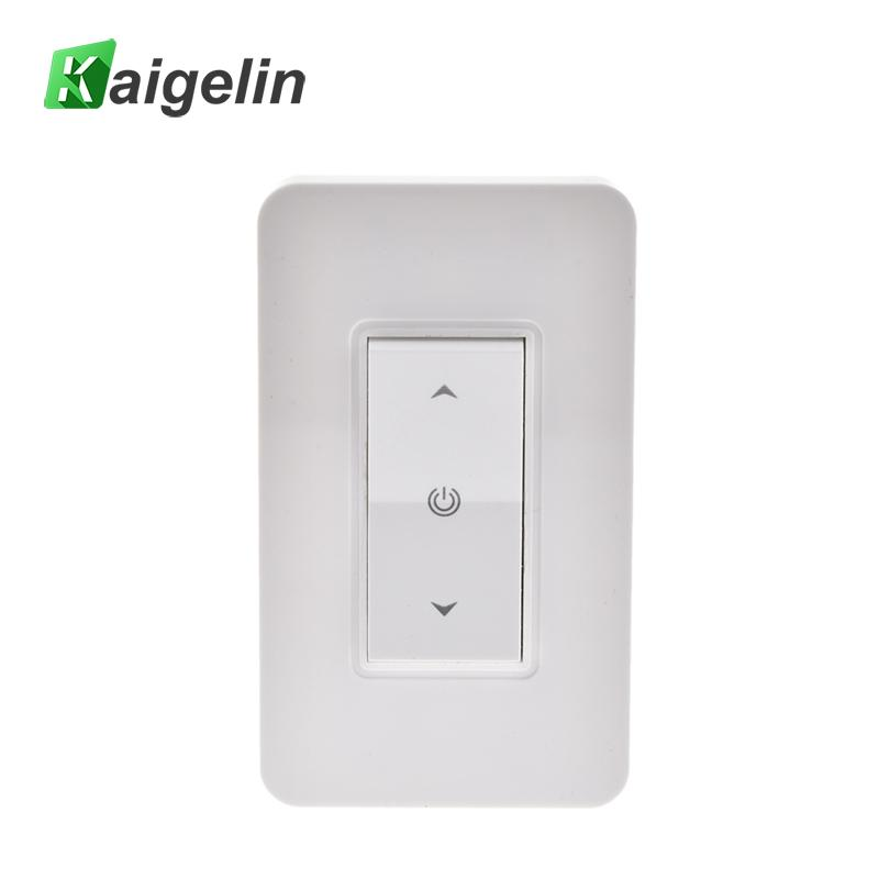 Upgrate Key Smart WiFi LED Dimmer 220V Switch Support Ewelink APP Amazon Alexa Google Home Voice Control 90V-250V 3 way wifi smart led switch touch switch panel ewelink app google home alexa voice control 90 250v 600w gang