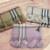 Señoras de La Bufanda A Cuadros Bufanda de Marca de lujo de Las Mujeres 2016 de Invierno Real de Piel de Conejo Bufandas de Cachemira Bufanda Echarpes Cachecol Fulares Caliente