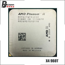 AMD Phenom II X4 960T 3,0 GHz Quad-core CPU Prozessor HD96ZTWFK4DGR Buchse AM3