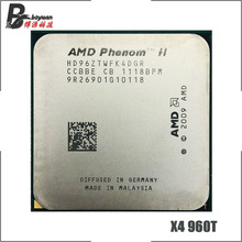 Processeur d'unité centrale Quad-core AMD Phenom II X4 960T 3.0 GHz HD96ZTWFK4DGR Socket AM3