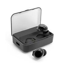 TS08 TWS Earbuds Wireless Bluetooth 5.0 Earphone HD Sound Quality Waterproof Earphones In-ear Sport Headset with Mic Charger Box