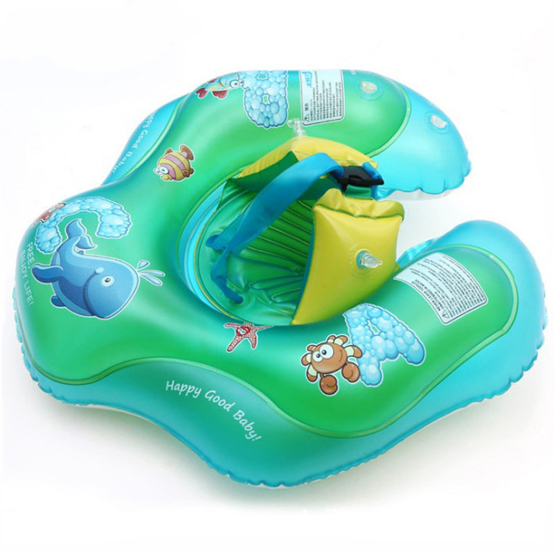 Baby Inflatable Ring Infant Armpit Floating Swim Pool Accessories Circle Bathing Inflatable Ring Toy For Kids