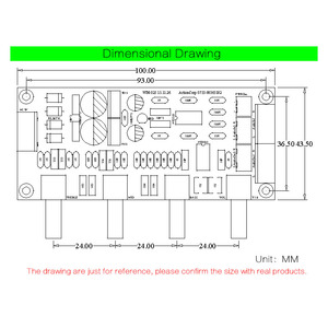 Image 4 - CIRMECH NE5532 OP AMP HIFI Amplifier Preamplifier Volume Tone EQ Control Board DIY KIT and finished product