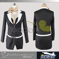 Mia Fey Uniforms From Phoenix Wright: Ace Attorney Trials and Tribulations Cosplay Costume Custom Made Free Shipping