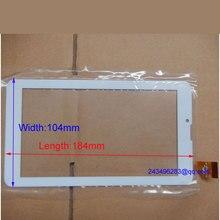 7 «7 inch Емкостный Сенсорный Экран ПАНЕЛЬ Планшета Стекло Замена для MTK6572, MTK8382 планшетный пк