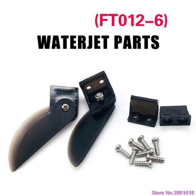US $1 11 15% OFF|New Waterjet Assembly Spare Parts Set For Feilun FT012 RC  Boat Accessories-in Parts & Accessories from Toys & Hobbies on