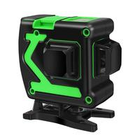 High Precision 12 Lines 3D Level Self Leveling Green Infrared Laser Level