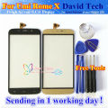 Umi Rome X Touch Screen Panel Digitizer Replacement Screen Touch Diaplsy for Umi Rome X 5.5inch Smartphone Black / Gold Color