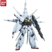 Bandai Gundam Original MG 1/100 PROVIDENCE G GUNDAM EDITION 70 Action Figures Assemble Toy Children Christmas Present HGD 220913