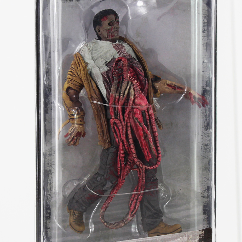 12cm AMC Series NECA The Walking Dead Bungee Walker PVC Action Figure with New accessoriews Toy мегафон amc se116 продам киев