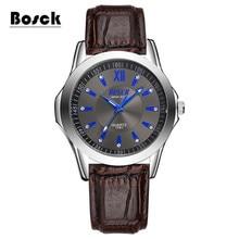 Męska watch steel band pusta diament wodoodporny zegarek business casual prezenty zegarki