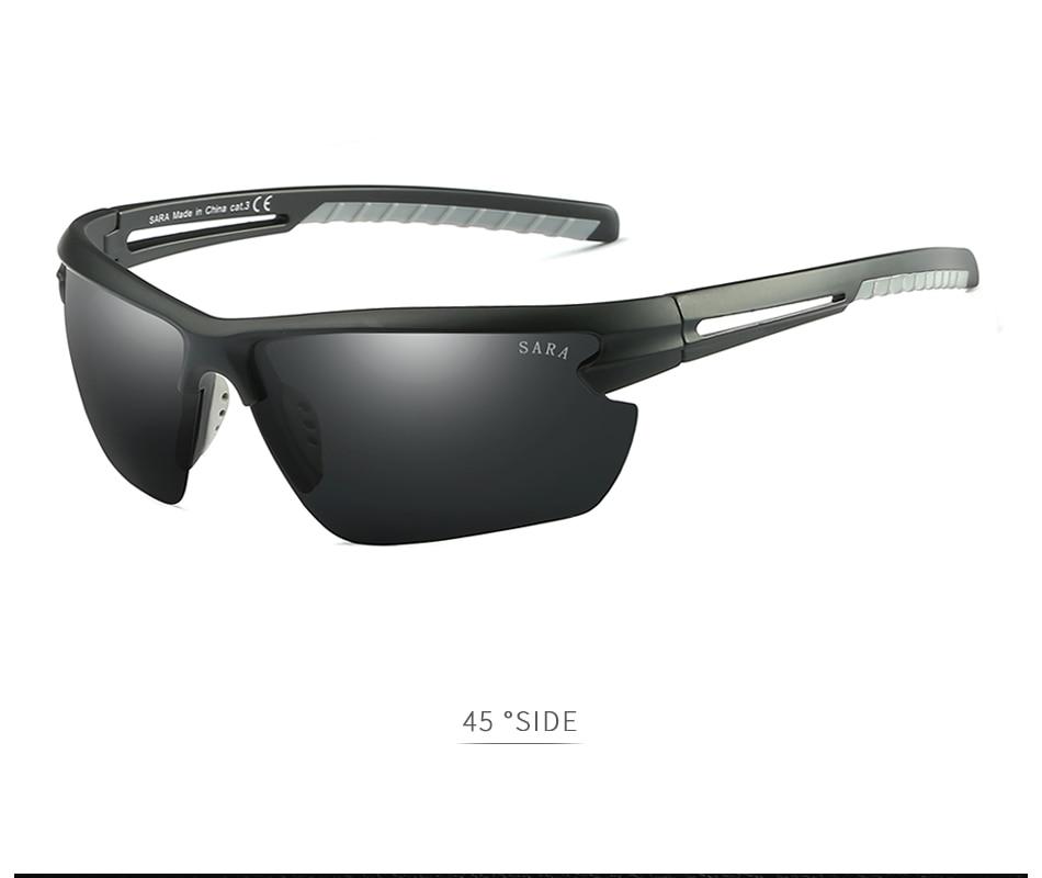 Marque de luxe Designer Conduite Pêche Sport Dragon lunettes de Soleil  Hommes De Mode Bleu HD Verres Polarisés Hommes Lunettes de Soleil Lunettes  SARA e8e9d3276d0c