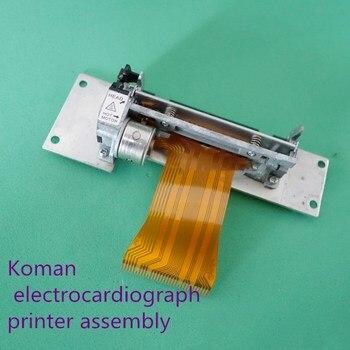 Для Keman CM100 CM300 ECG машина термальная печатающая головка принтер бумажный вал источник питания материнская плата