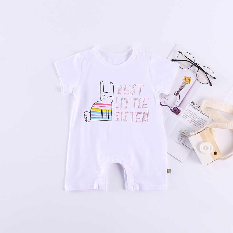 1cb6062d6 Baby Boy Romper Girls Jumpsuit Kids Clothes Summer Newborn Cotton Baby Body  Suit Cartoon Moon Rocket Short Sleeve Babies Clothes