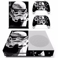 Star Wars  #3For XBOX ONE S Skin Sticker Protector For Microsoft for XBOX ONE S Console Controller Decorate Anti Dust Video