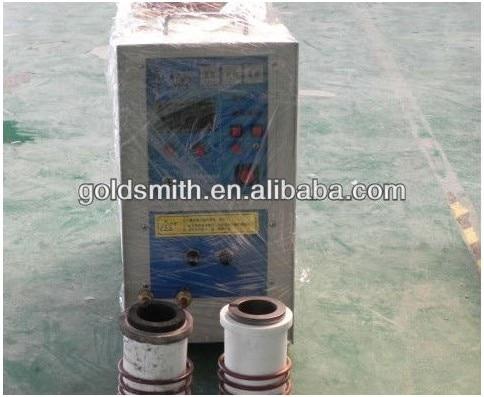 25KW automatique machine de soudage par Induction, bijoux outil, à haute fréquence de Chauffage Par Induction/De Soudage/Brasage Machine
